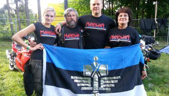 Manowar Estonia